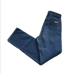 Vintage Calvin Klein Straight Fit High Rise Jeans